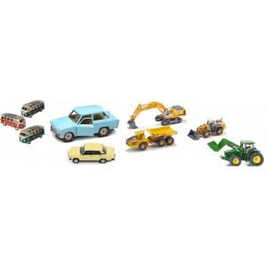 колички,самолети, камиони