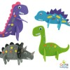 Andreu toys направи си динозаври