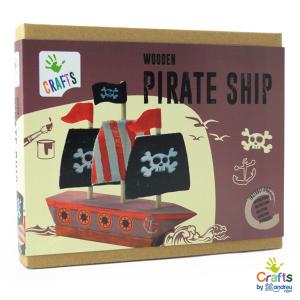 Andreu toys направи си пиратски кораб