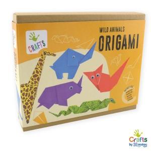 Andreu toys комплект оригами диви животни