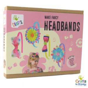 Andreu toys Направи си цветни диадеми за коса