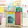 Andreu toys Дървена кухня с аксесоари