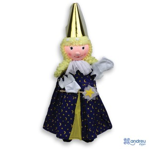 Andreu toys Кукла за куклен театър Фея