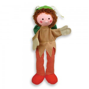 Andreu toys Кукла за куклен театър елф
