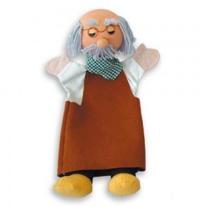 Andreu toys Кукла за куклен театър дядо