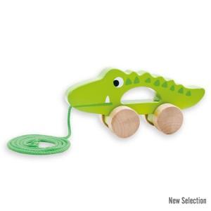 Andreu toys крокодилче за дърпане