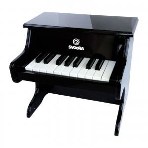 Дървено детско пиано