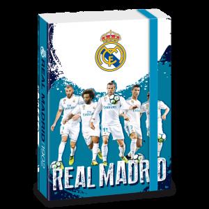 ARS UNA  кутия с ластик  Real Madrid