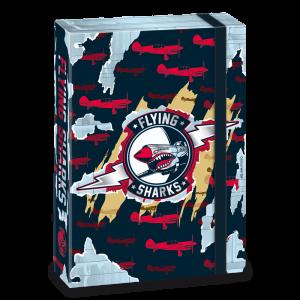 Ars Una Flying Sharks кутия с ластик