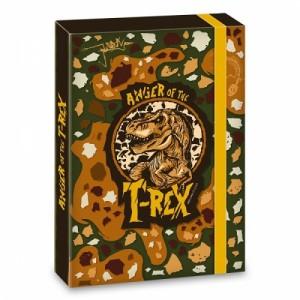 ARS UNA  кутия с ластик T-REX
