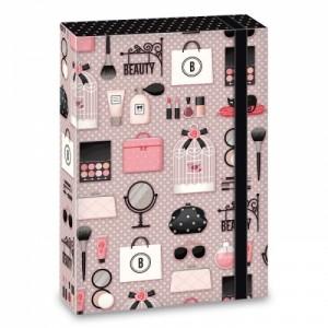 ARS UNA  кутия с ластик Beauty
