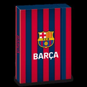 ARS UNA кутия с ластик  FCBarcelona