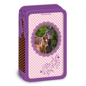 Ars Una My Horse несесер с два ципа
