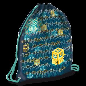 ARS UNA Geek спортна торба