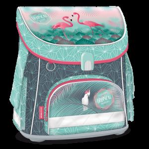 Ars Una Pink Flamingo ученическа раница Compact