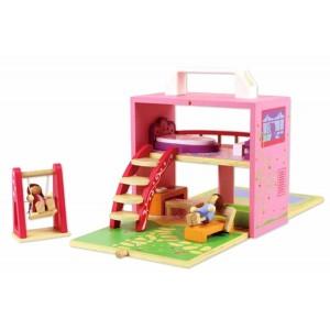 Boxset Комплект Къща с кукли