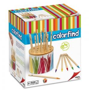 Cayro мемо игра Colorfind