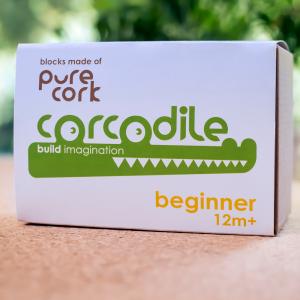 Corcodile корков конструктор Beginner