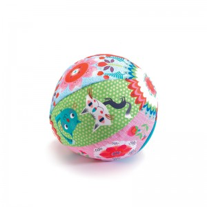 Djeco текстилна топка-балон градина