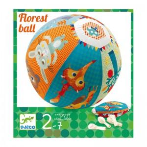 Djeco текстилна топка-балон гора