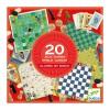 Djeco Комплект 20 класически игри