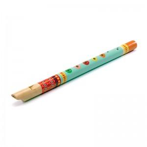 Djeco дървена флейта Animambo