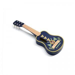 Djeco дървена китара Анимамбо