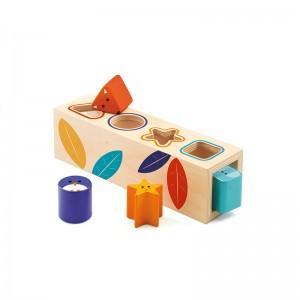 Djeco дървена игра за сортиране