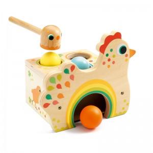 Djeco играчка за ранно развитие Тапату
