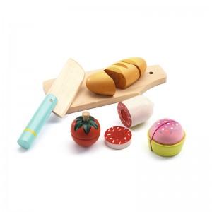 Djeco комплект храна за рязане