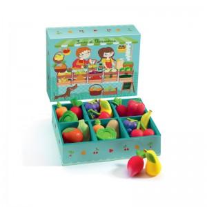 Djeco  Плод и зеленчук