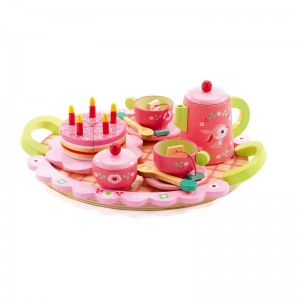 Djeco детски комплект чаено парти Lili Rose