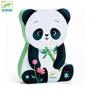 Djeco Пъзел LEO THE PANDA