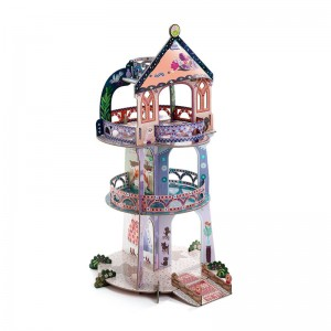Djeco 3D кулата на чудесата