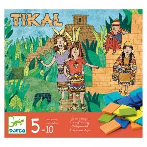 Djeco тактическа игра Tikal
