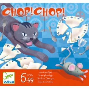 Djeco Занимателна игра chop chop
