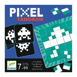 Djeco игра пиксел танграм