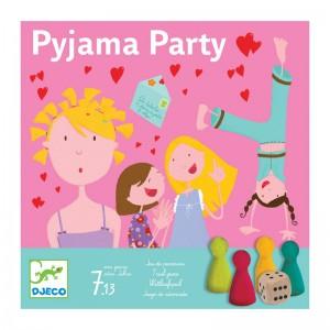 Djeco занимателна игра пижамено парти