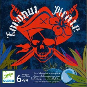 Djeco Игра пирати и съкровища
