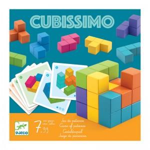 Djeco игра за умници cubissimo