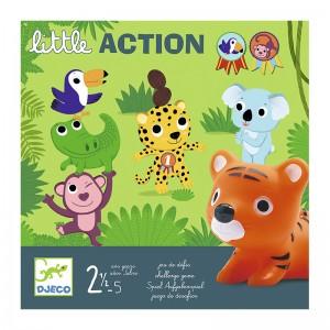 Djeco Игра за най-малките Little action