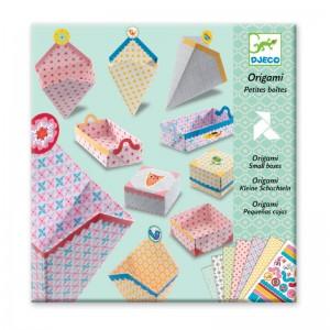 Djeco Комплект оригами кутии