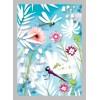 Djeco Комплект за оцветяване с брокат пеперуди