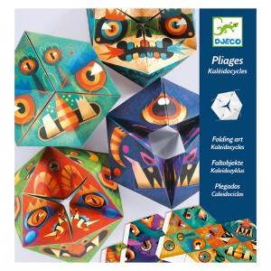 Djeco Комплект киригами Flexmonsters