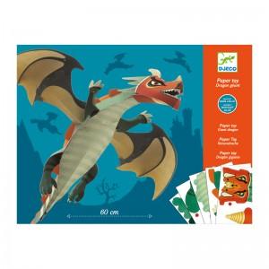 Djeco Комплект направи сам гигантски дракон