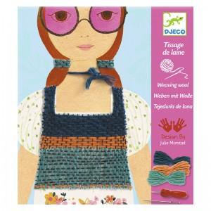 Djeco комплект за тъкане Rose Coloured Glasses