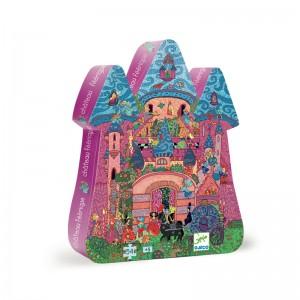 Djeco Пъзел The fairy castle