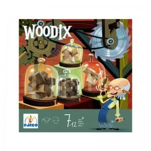 Djeco Дървени пъзели Woodix