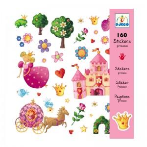 Djeco Комплект стикери Princess Marguerite