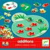 Djeco образователна игра eduludo additions